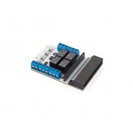 Micro:bit moduł 4 przekaźników