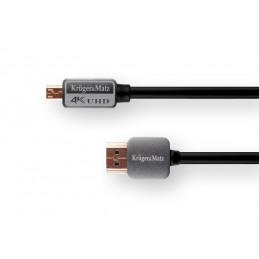 Kabel HDMI-microHDMI 3m...