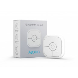 Aeotec NanoMote Quad Z-WAVE