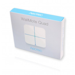 Aeotec WallMote Quad -...