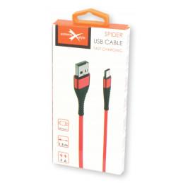 Kabel Spider USB Type C 1.5...
