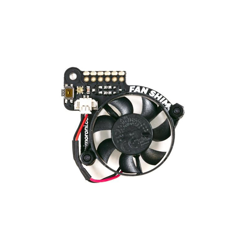 Fan SHIM dla Raspberry Pi