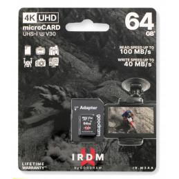 GOODRAM microSD 64GB UHS-II...