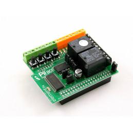 PiFace Digital Raspberry Pi B+