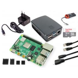 Zestaw Raspberry Pi4B 2GB -...