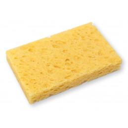 Żółta gąbka czyszcząca do...
