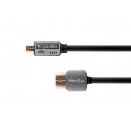 Kabel HDMI-microHDMI...