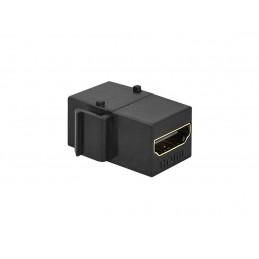 Złącze Keyston HDMI - HDMI