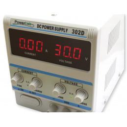 Zasilacz lab 302D 30V/2A DC...
