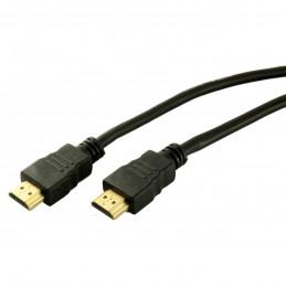 Kabel HDMI-HDMI 3m pozłacany