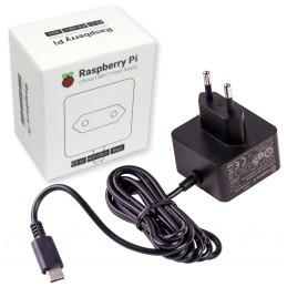 Rpi4 zasilacz USB-C 5.1V 3A...