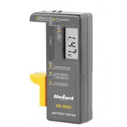 Tester baterii REBEL RB-168D