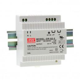 Zasilacz na szynę DIN DR-60-24 60W 24V 2.5A