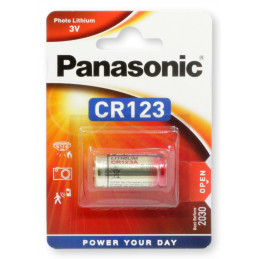 Bateria Panasonic CR123 /...
