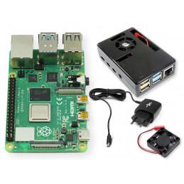 Zestaw Raspberry Pi4B 4GB RAM
