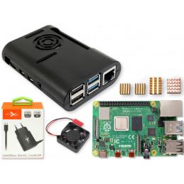 Zestaw Raspberry Pi4B 4GB...