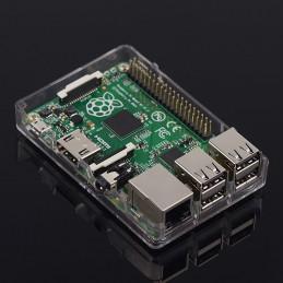 Obudowa Raspberry PI 3B przezroczysta