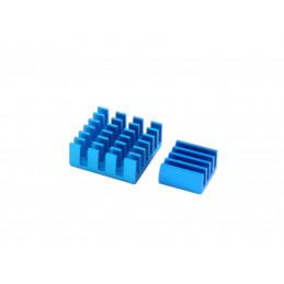 Radiatory niebieskie
