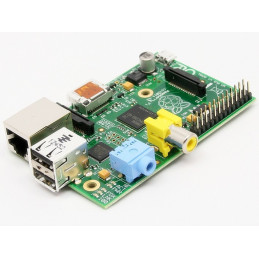 Raspberry PI model B, 512 MB