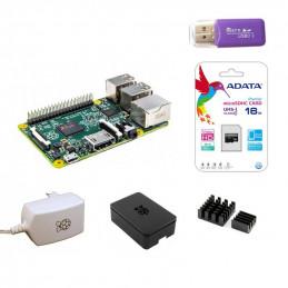 Zestaw Raspberry Pi 3 Kompletny 16GB