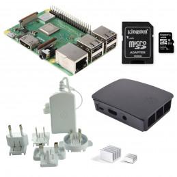 Zestaw Raspberry Pi 3B+ oryginalny z NOOBS