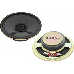 Głośnik 58mm 8Ohm 0,25-2W