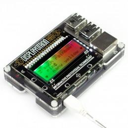 Wyświetlacz 16x3 LCD Display-O-Tron HAT dla Raspberry Pi