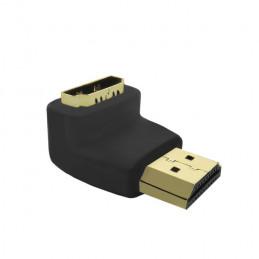 Przejść. HDMI-HDMI kątowa