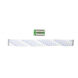 PaPiRus przewód dłuższy do wyświetlacza +złączka