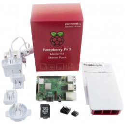 Pakiet Raspberry Pi 3B+ oficjalny zestaw startowy
