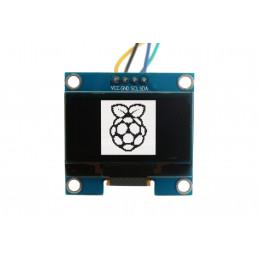 Wyświetlacz OLED 1.3cala 192x64 I2C biały SH1106
