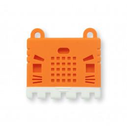 Micro:bit obudowa pomarańczowa