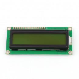 LCD1602 żółto zielone...