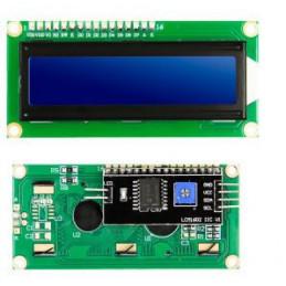 LCD1602 niebieskie...