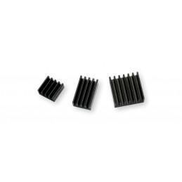 RPi4 radiatory 3-cz.czarne