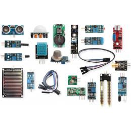 Zestaw sensorów/czujników do RPi 16szt. w opakowaniu papierowym