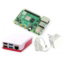 Zestaw Raspberry Pi4B 1GB RAM