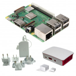 Zestaw Raspberry Pi3 model...