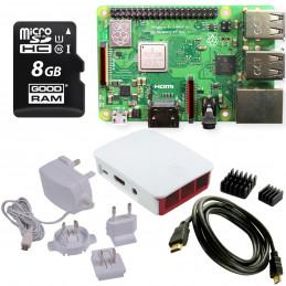 Zestaw Raspberry Pi 3B+ z...
