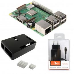 Zestaw Raspberry Pi3 B+,...
