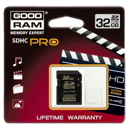 Karta SD GOODRAM 32GB SDHC...