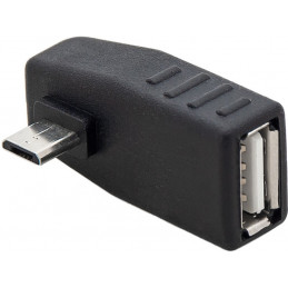 Adapter wtyk microUSB -...