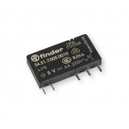 Przekaźnik 5VDC SPDT 6A...