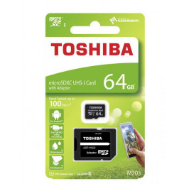 Karta pamięci microSD 64GB...