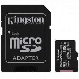 KINGSTON microSD128GB...
