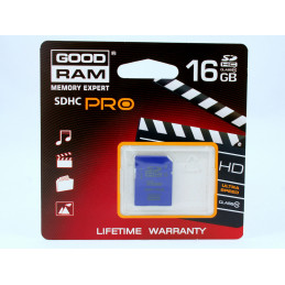 Karta SD GOODRAM 16GB SDHC...