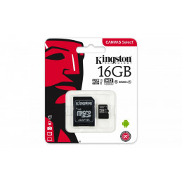 Kingston microSDHC 16GB...