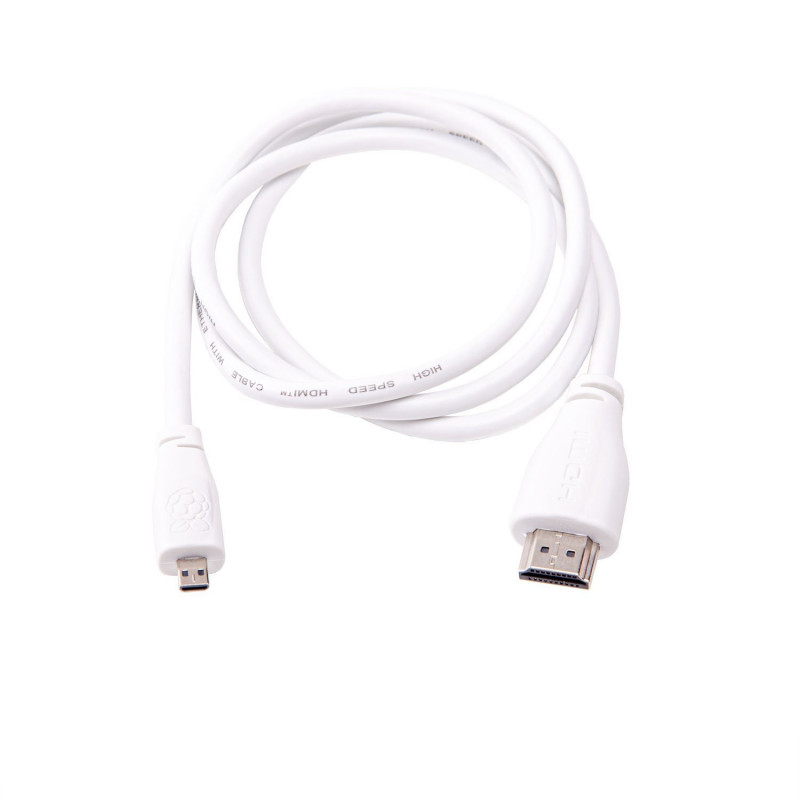 Official Raspberry Pi MicroHDMI kabel