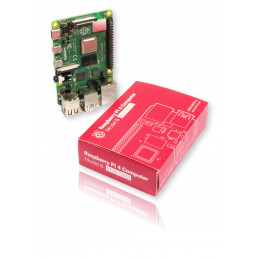 Raspberry Pi4 Model B - 8GB...